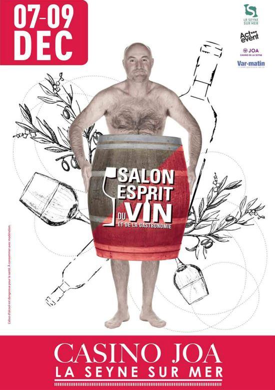 Le 9e Salon « Esprit du Vin et de la Gastronomie » du 07 au 09/12/2018