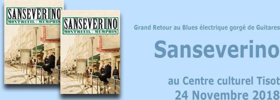 SANSEVERINO live sur Seyne