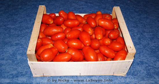 La Tomate San Marzano -