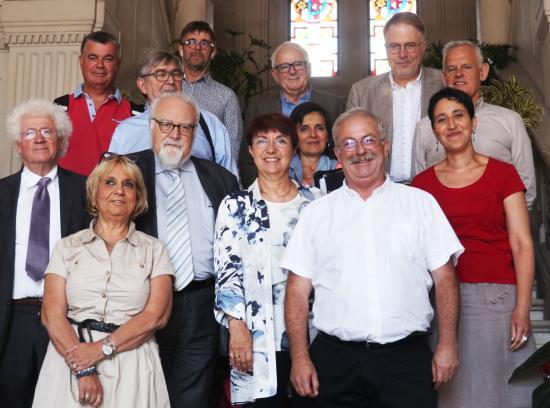 Marc Vuillemot réélu à la Présidence de l'Association des Maires Ville et Banlieue de France