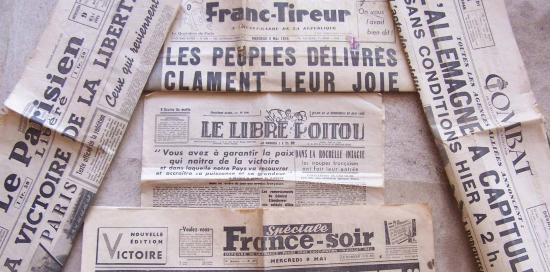 Célébration de la Victoire du 08 Mai 1945, le Mercredi 08/05/2019