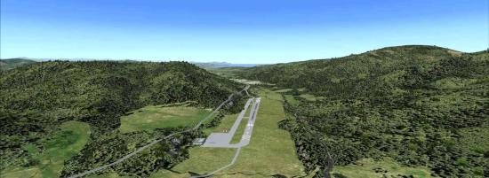 La Môle / Saint Tropez: Accident d'Aéronef sur l'Aérodrome