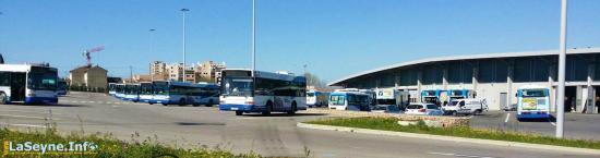 Bus: Infos Trafic et Travaux à La Seyne à partir du 05/02/2019