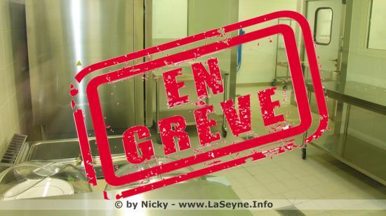 Grève nationale: Pas de Restauration scolaire le Jeudi 16 Novembre 2017