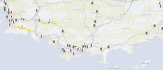 La Carte officielle des Radars fixes et itinéraires