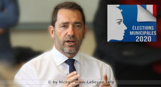 Élections 2020 et Coronavirus: Un Communiqué de M. Christophe CASTANER, Ministre de l'Intérieur