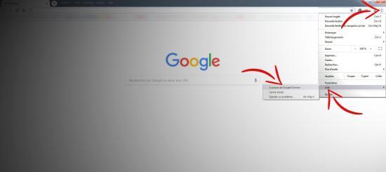 Une Brèche de Sécurité critique a été découverte dans Google Chrome