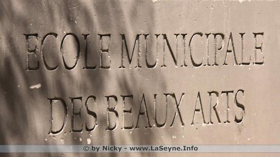 Inscriptions École des Beaux-Arts 2017 La Seyne sur Mer - Vendredi 8 et samedi 9 septembre - 17 bis, rue Messine