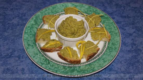 Un Caviar aux Fèves