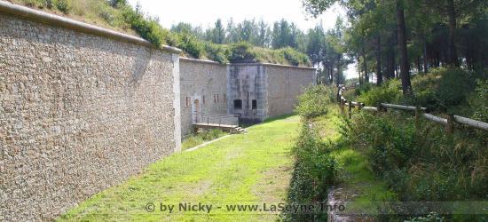 Fort Napoléon: Fermeture estivale du Vendredi 21 Juin au Dimanche 22 Septembre 2019