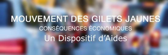 Gilets Jaunes - Aide aux Entreprises