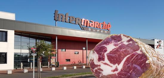 Attention: Coppa contaminée par des Salmonelles chez Intermarché