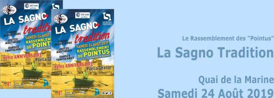 «La Sagno Tradition 2019»: Rassemblement de Pointus, le 24 Août