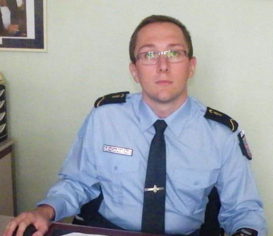 Gendarme Baptiste Jeannot