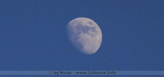 Soirée spéciale Eclipse partielle de Lune, le 16/07/2019