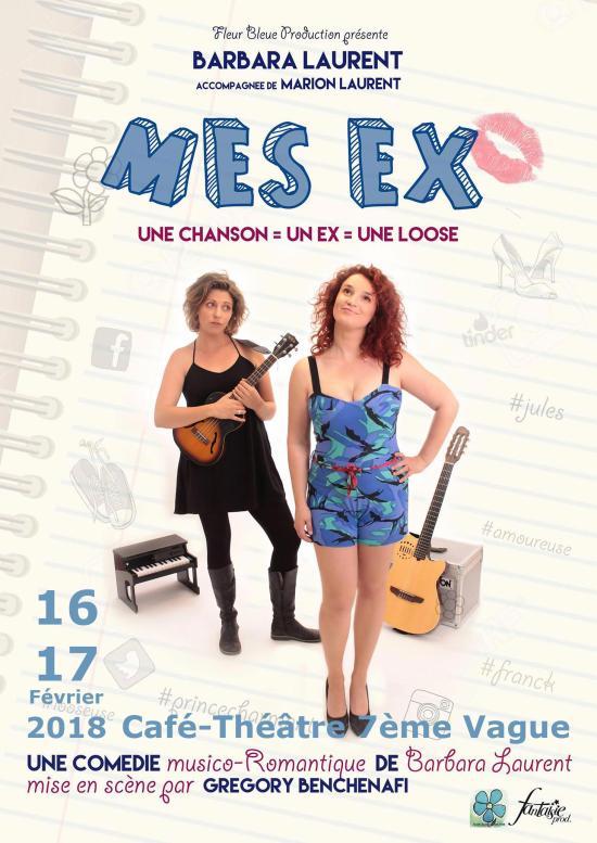 Mes Ex par Barbara Laurent