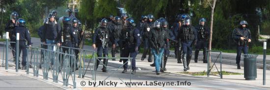 Des Mesures particulières liées aux Manifestations se déroulant dans le Département du Var les 09 & 10 février 2019