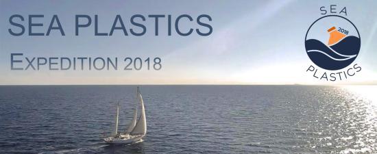 «Port propre»: Le Voilier-Laboratoire SEA PLASTICS en Escale à La Seyne, le Vendredi 06 Juillet 2018