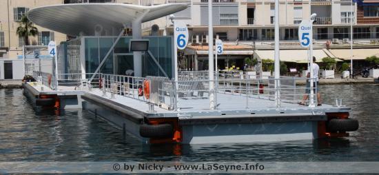 Une nouvelle Ligne de Bateaux-Buspour La Seyne d'ici 2020 ?!?