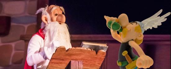 La fameuse Potion magique d'Astérix et d'Obélix retrouvée