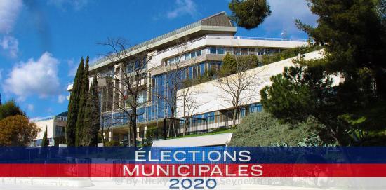 Dépôt des Candidatures pour les Elections des Conseillers municipaux et des Conseillers communautaires des 15 et 22 Mars 2020