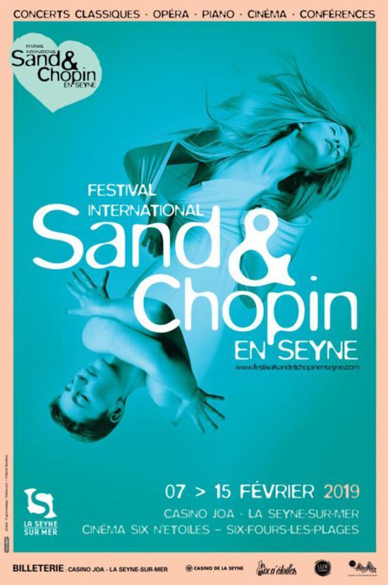 Festival international Sand et Chopin en Seyne 2019