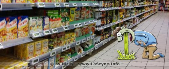 Vomito: Tous ces Produits rappelés par les Distributeurs