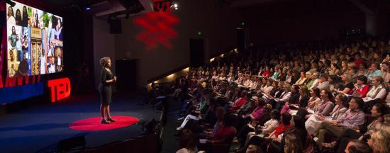 TED: Conférence-Spectacle, le 02 Février 2019