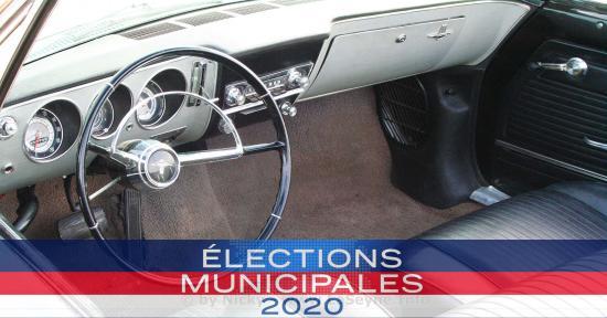 Elections municipales 2020: Réservation d'un Véhicule avec Chauffeur pour les Personnes à Mobilité réduite ou âgées