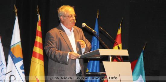 Les Vœux du Maire de La Seyne au Personnel pour 2019