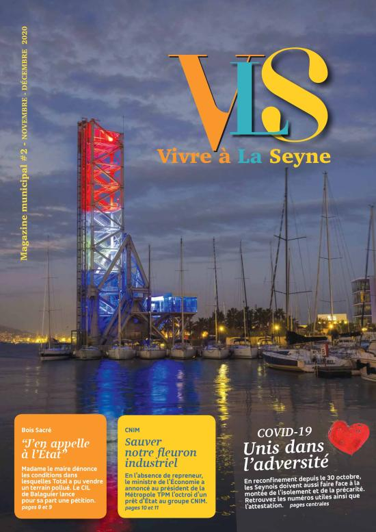 Mag municipal: Vivre à La Seyne N°02