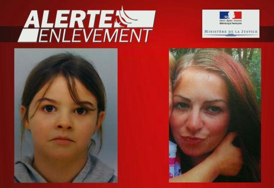 Alerte Enlèvement du 13 Avril 2021: Mia MONTEMAGGI, Fillette de 8 Ans, de Type européen, mesurant 1m30