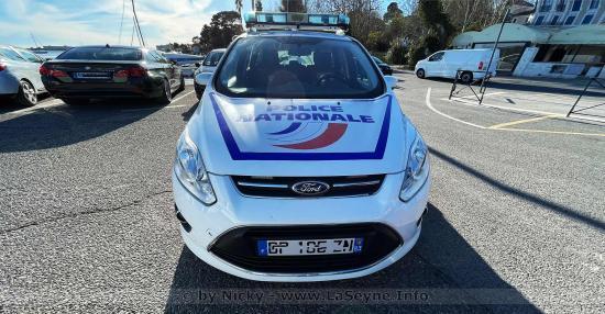 #COVID19: Près de 600 Policiers et Gendarmes du Var sur le Terrain ces deux prochains Week-Ends