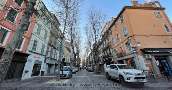Vers une Piétonnisation du Cours Louis-Blanc au Centre-Ville ?