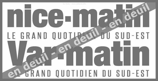 Fermeture du Bureau de Var-Matin à La Seyne: Les Journalistes du Groupe Nice-Matin en Deuil