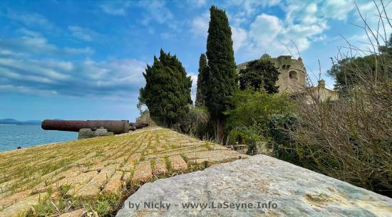 La Ville de La Seyne est sur le Point d'acquérir le Fort Balaguier au Ministère des Armées