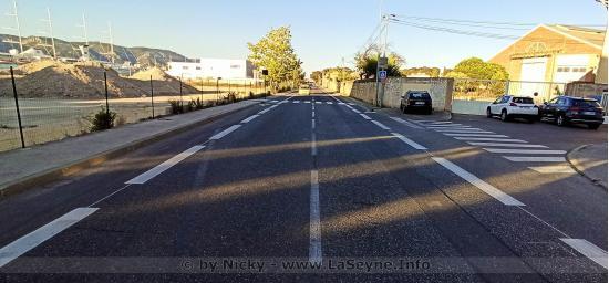 Pistes cyclables: l'Expérimentation nationale a commencé à La Seyne