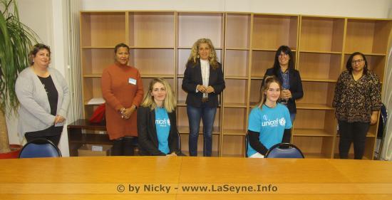 UNICEF France: La Seyne Candidate au Titre de « Ville Amie des Enfants »