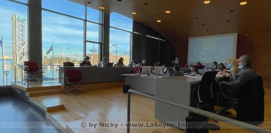Conseil municipal Seynois du 18/01/2021 - Les Audits finances et Ressources humaines du Centre communal d'Action sociale
