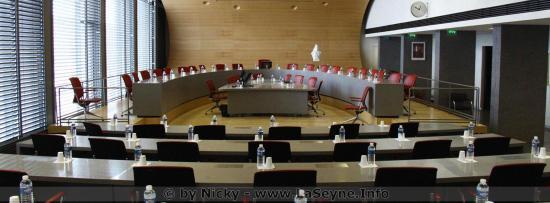 L'Ordre du Jour du Conseil municipal de La Seyne du 15/03/2021