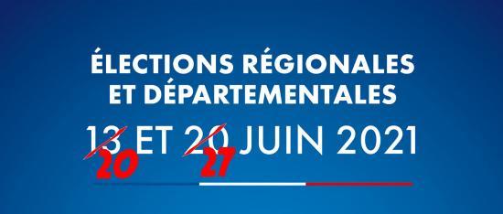 Élections régionales et départementales 2021: Inscrivez-vous sur les Listes électorales jusqu'au Vendredi 14 Mai 2021