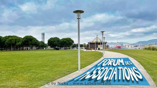 Inscriptions au Forum des Associations 2021, jusqu'au 18 Juin sur le Site de la Ville