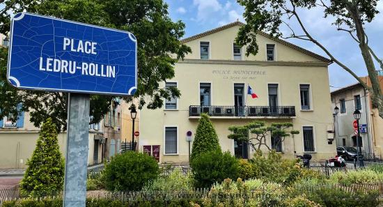 Le Service des Objets trouvés, au Poste de la Police municipale, Place Ledru-Rollin