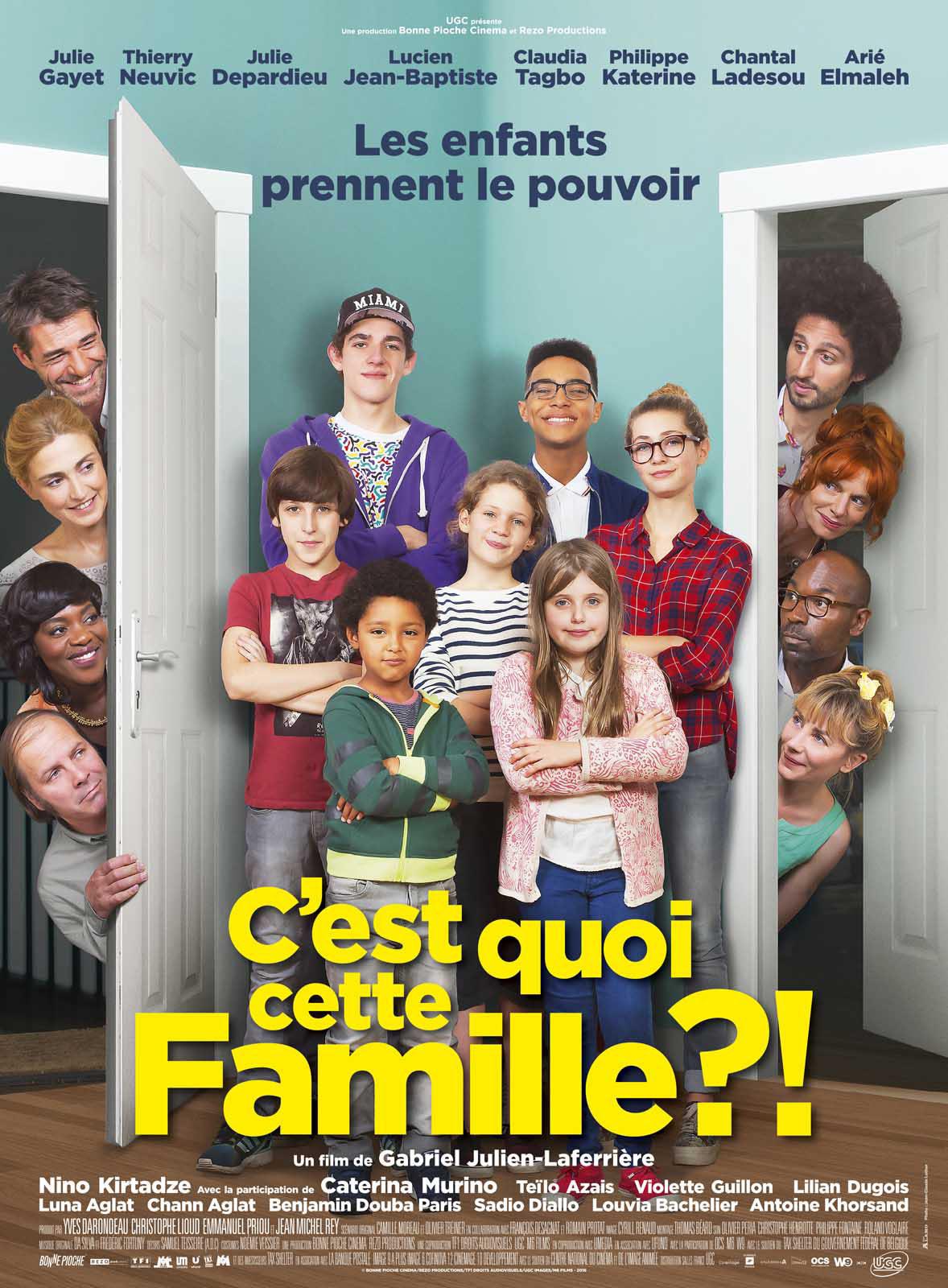 Casting Tournage « C'est quoi cette Famille ?! 2 » à La Seyne sur Mer