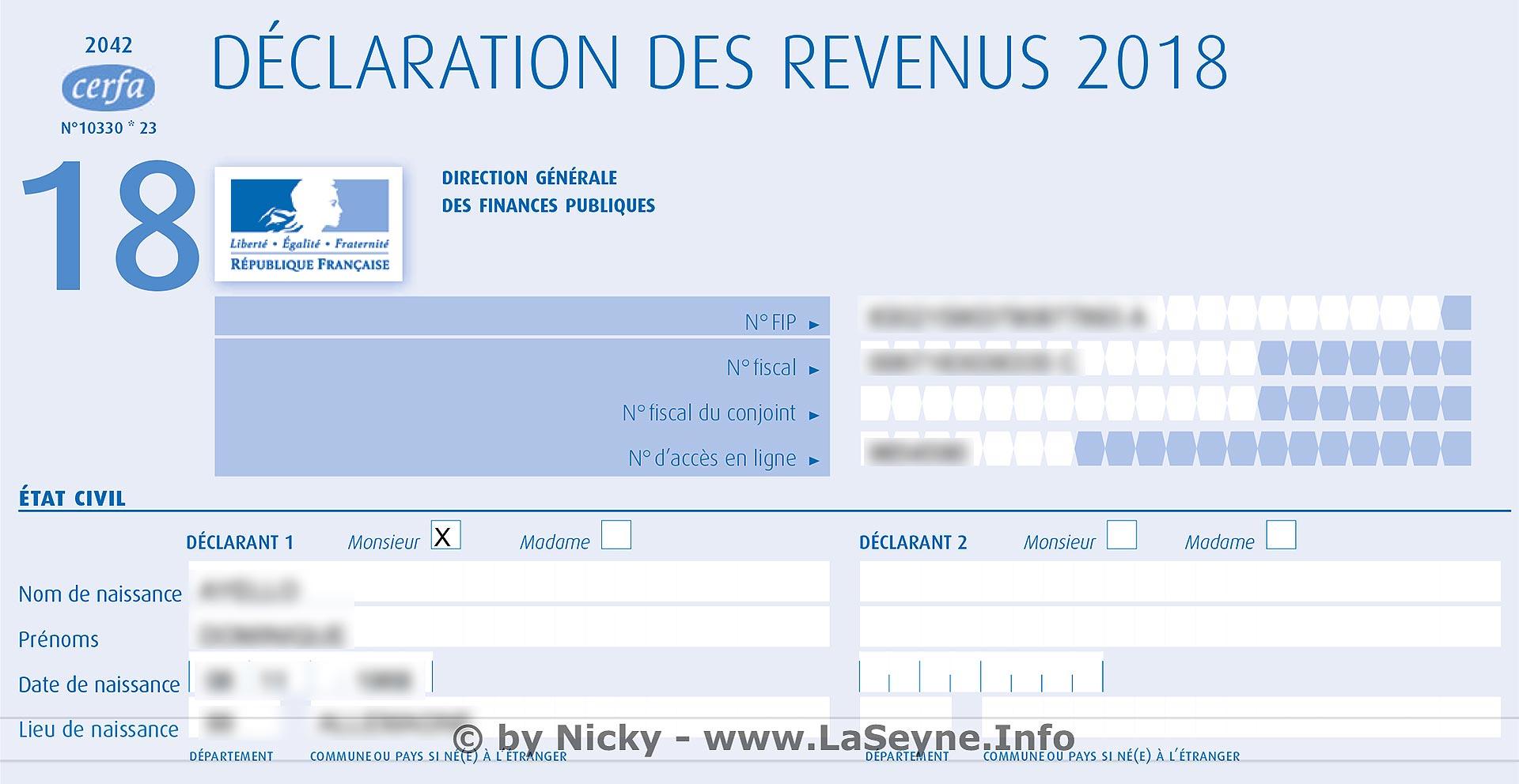 Laseyne Info Le Ministre Des Comptes Publics Donne Un