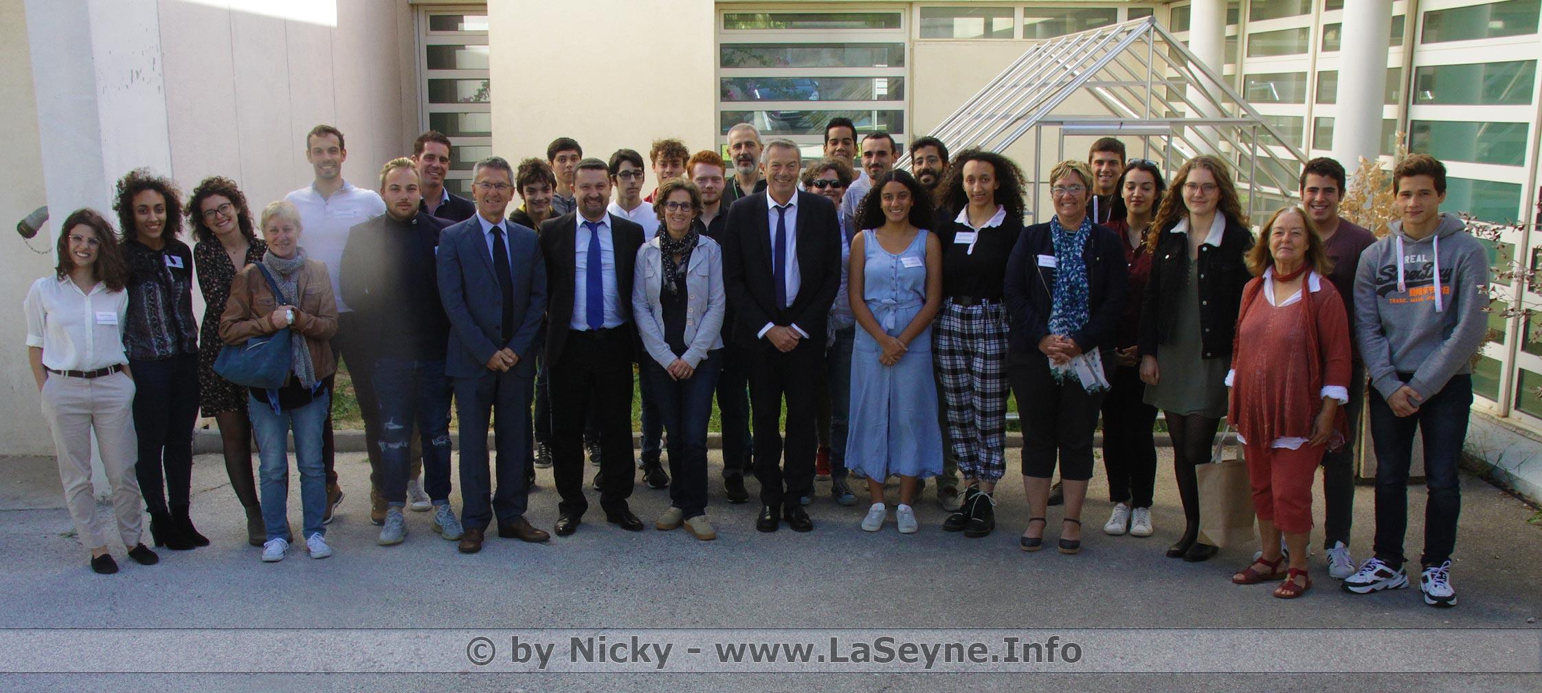 Le Lycée Beaussier fête les 10 Ans des « Drisses de la Réussite »