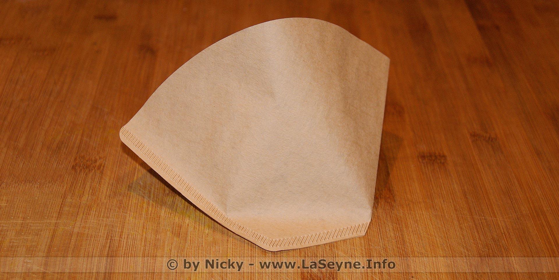 Covid19: Euh non, les Filtres à Café ne peuvent pas servir de Masque