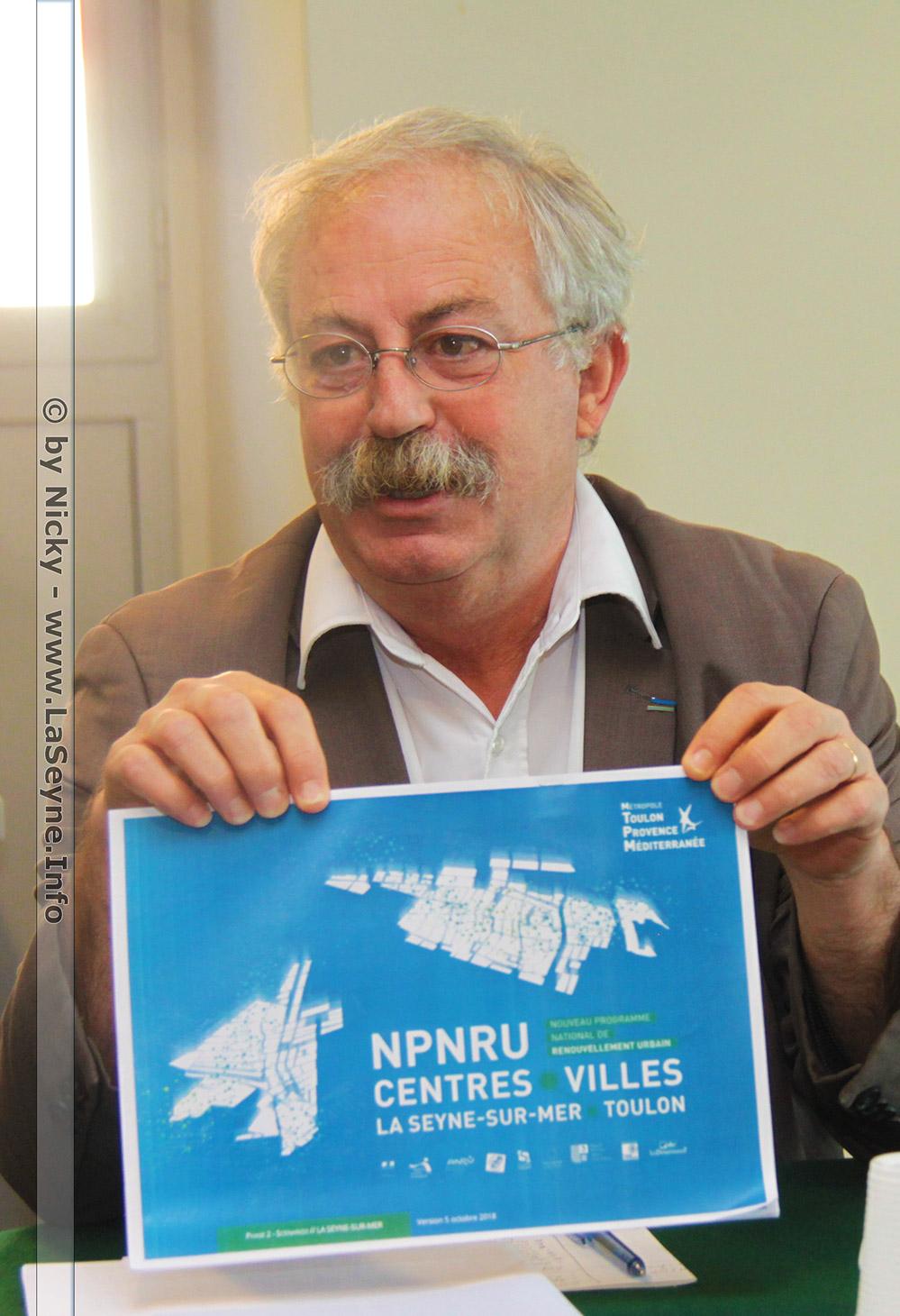 Requalification du Centre-Ville de La Seyne sur Mer