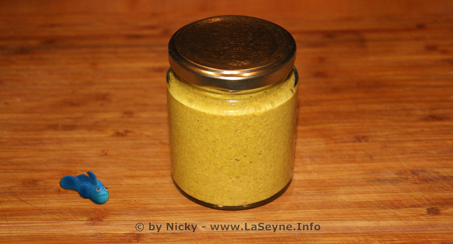 La Moutarde faite Maison du Gobie Bleu