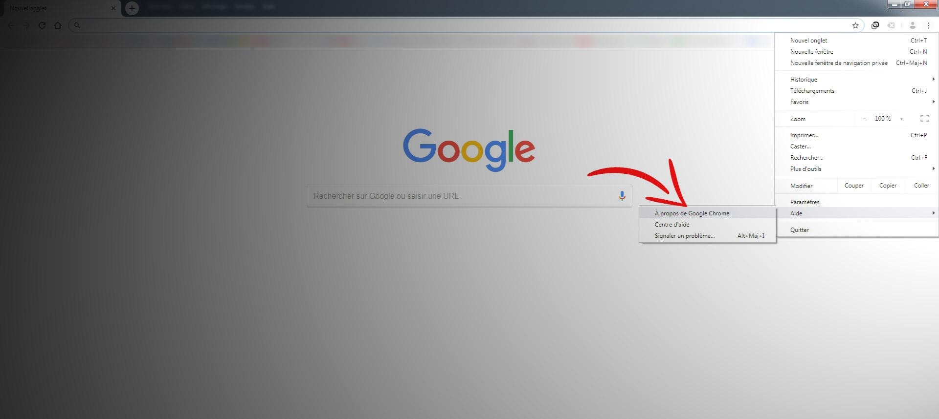 Une Faille de Sécurité sur Google Chrome: Comment se protéger